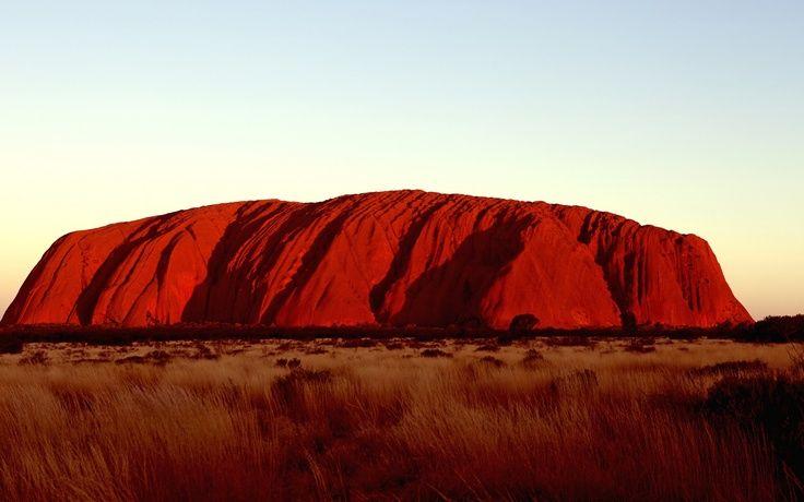 #Uluru (Ayers Rock), Australia