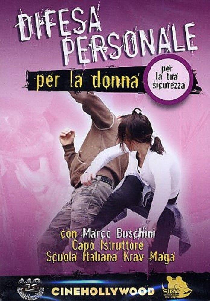 Difesa Personale Per La Donna DVD