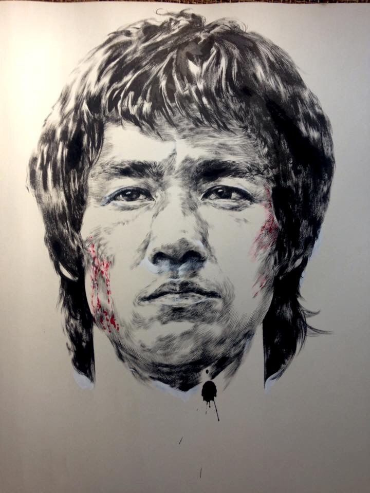Bruce Lee art                                                                                                                                                                                 More