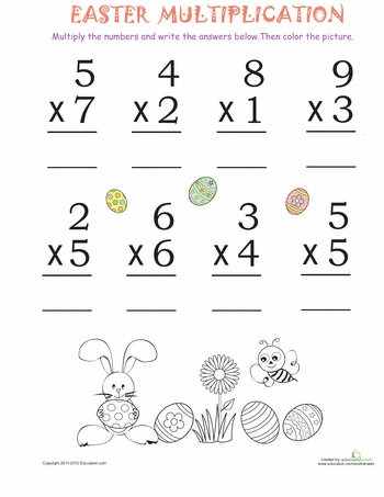 17 best Multiplication images on Pinterest | Teaching math, 2nd ...