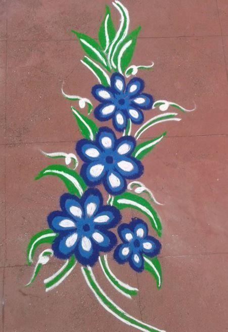 Beautiful Rangoli Patterns                                                                                                                                                                                 More