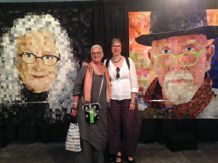 by Sandra Bruce I'm still pinching myself after my return from the Houston Quilt Show. It was the most fabulous collection of quilts I've ever seen! Trish Morris-Plise and I went togeth…