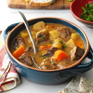 42 Cozy Stews to Warm You Up When the Temperature Takes a Tumble - Serve up ladles of home-cooked comfort with these piping hot favorites.