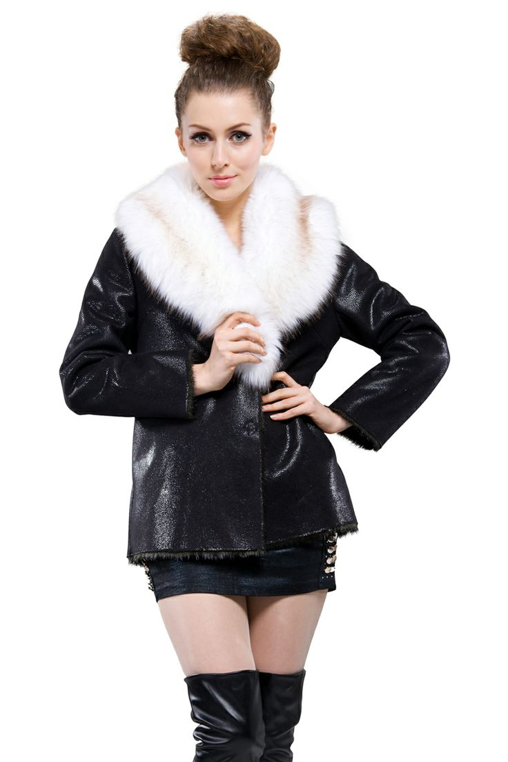 145 best faux fur coat images on Pinterest | Faux fur coats, Mink ...