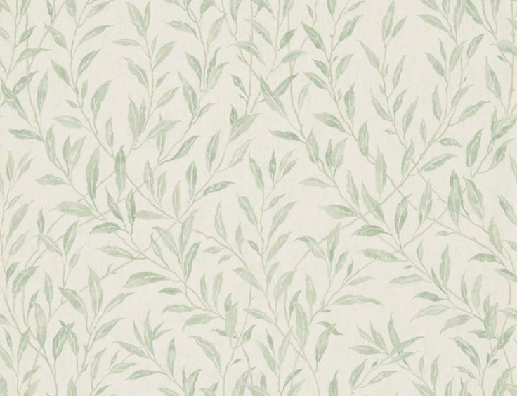 Sanderson Osier Willow / Cream Wallpaper main image