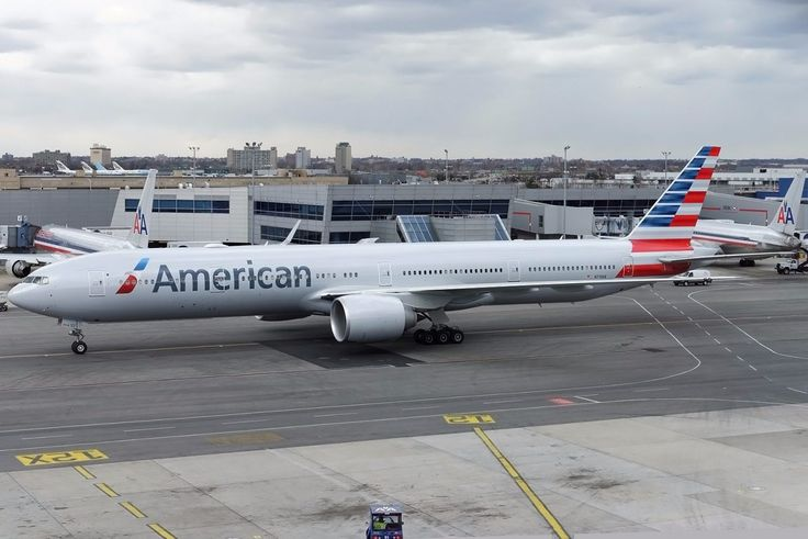 American Airlines Fleet Boeing 777300ER Details and
