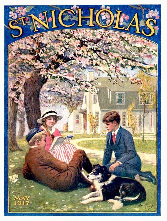 st nicholas magazine | St. Nicholas - May 1917