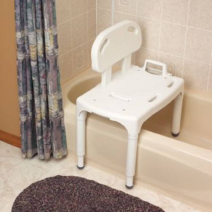 Carex 557330 Universal Bathtub Transfer Bench