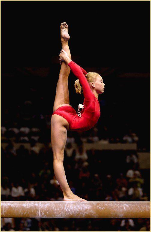 gymnastics, gymnast, balance beam, Hollie Vise moved from Kythoni's main Gymnastics board p.0.1 #KyFun