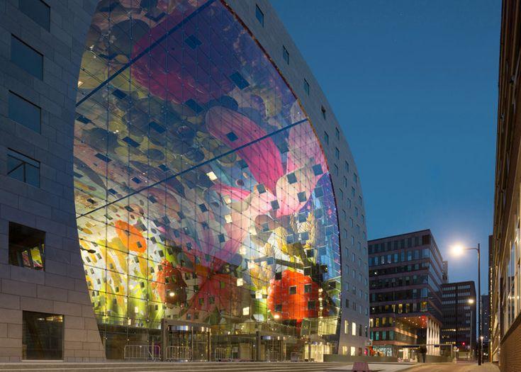 Arco Markthal Rotterdam MVRDV