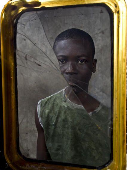 Mirror portraits © Alex Van Gelder - 2012