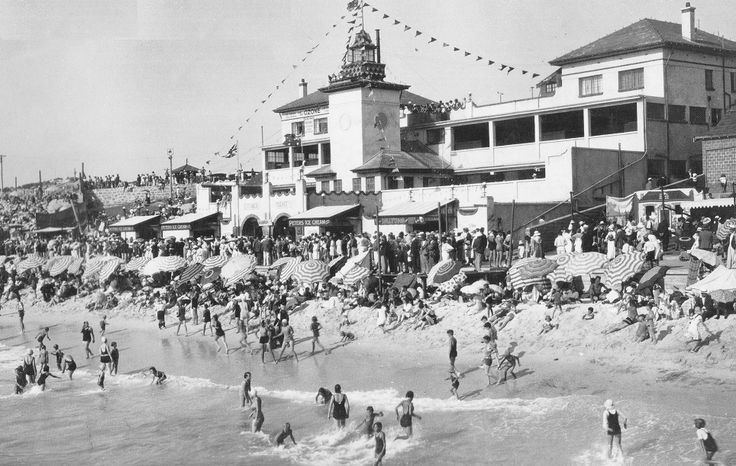 Cottesloe Beach Pavilion early 60's.