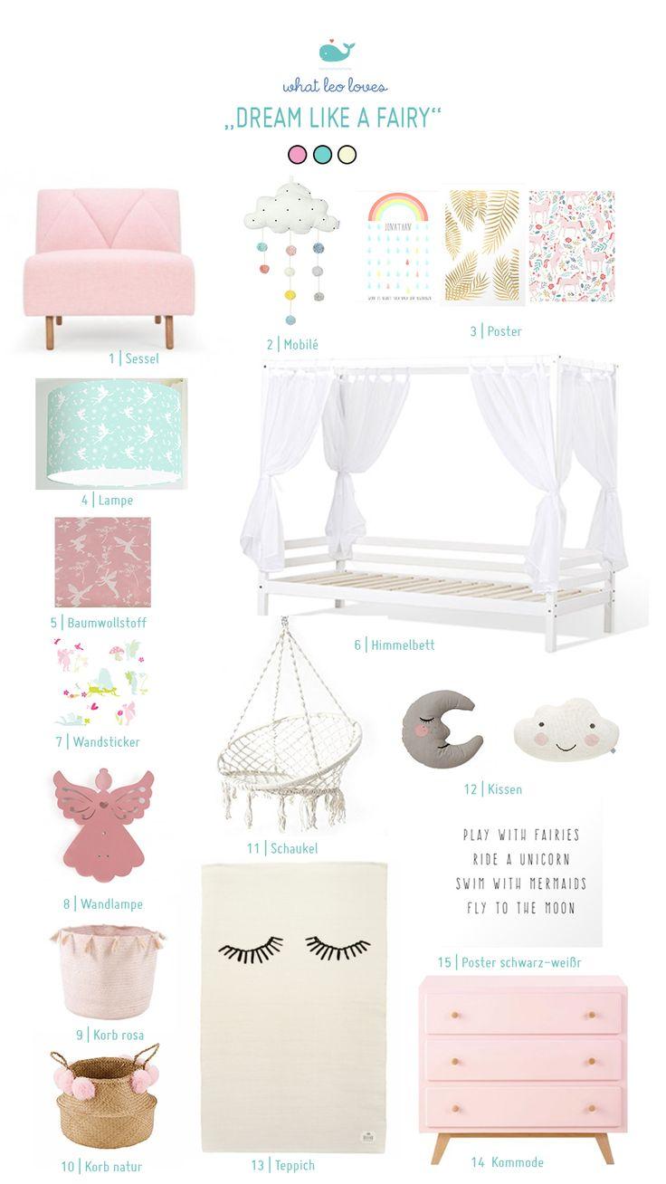 Girly vintage zimmer dekor  best kreatives kinderzimmer images on pinterest  child room