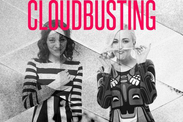Cloudbusting med Marie Komissar og Margaret Berger kommer til Slottsfjell og Total http://www.slottsfjell.no/2013/05/23/cloudbusting/