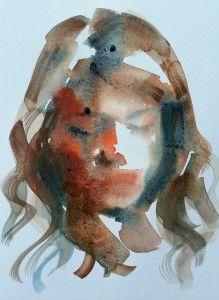Watercolour. Maria Tomczak