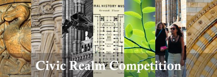Competition Civic Realm – Natural History Museum, October 28