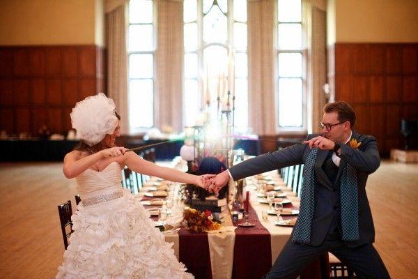 ホグワーツ魔法学校でwedding*ハリーポッターがテーマの結婚式を挙げたい♡にて紹介している画像