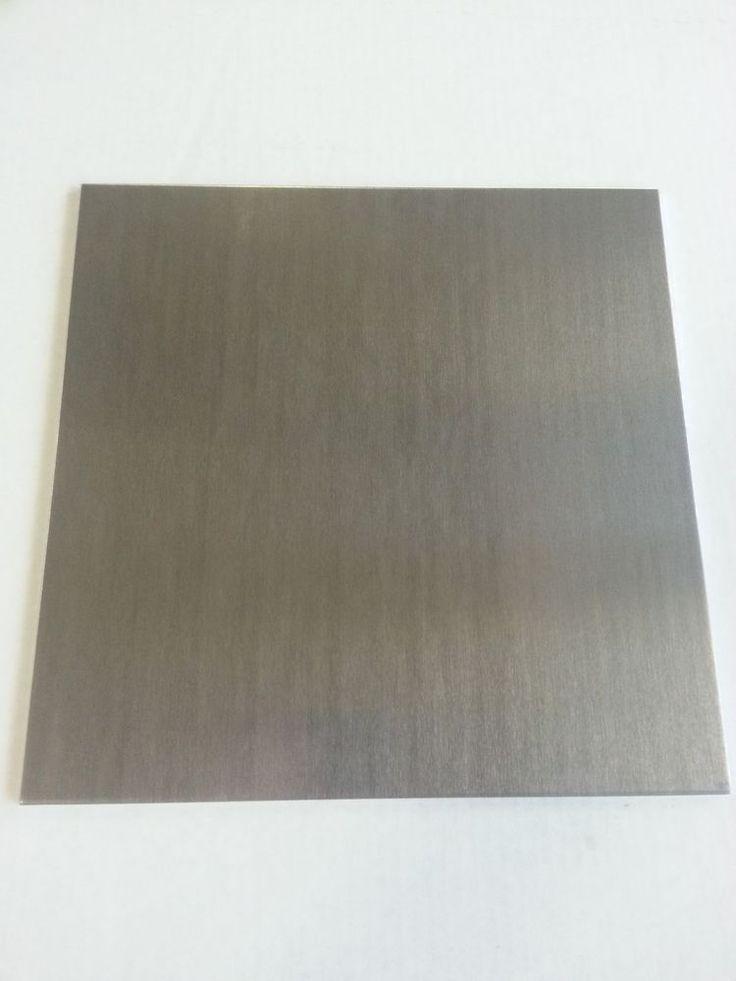 1 8 125 Aluminum Sheet Plate 12 X 24 5052 H32 Metalremnantsinc With Images Aluminium Sheet