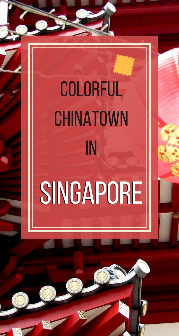 #Chinatown is definitely a #mustsee when you #travel to #Singapore. Check out why!