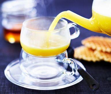 Med massor av fänkål, citrus och ingefära är den här juicen en riktig vitaminboost!