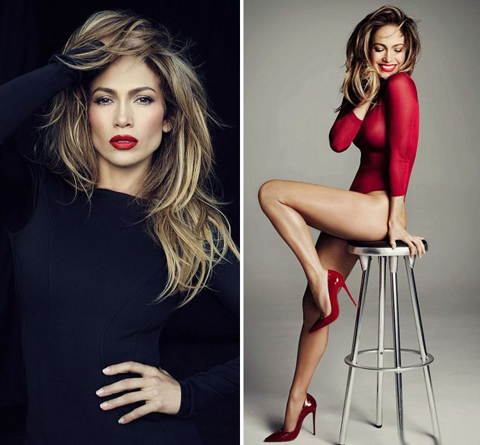 """Jennifer Lopez Shows Off Her Stunning Stems And Admits: """"I Was Always The Good Girl""""  - X17 Online"""