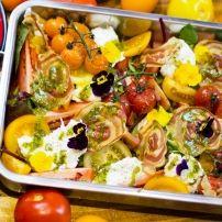 Met deze salade maak je indruk, en hij zit zo in elkaar!