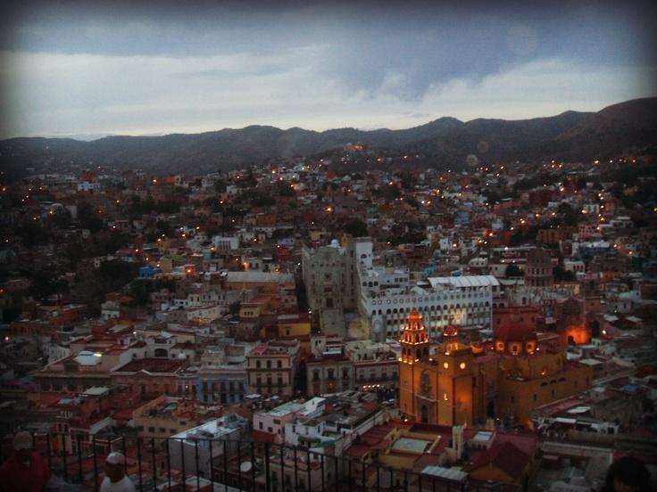 Guanajuato, México.