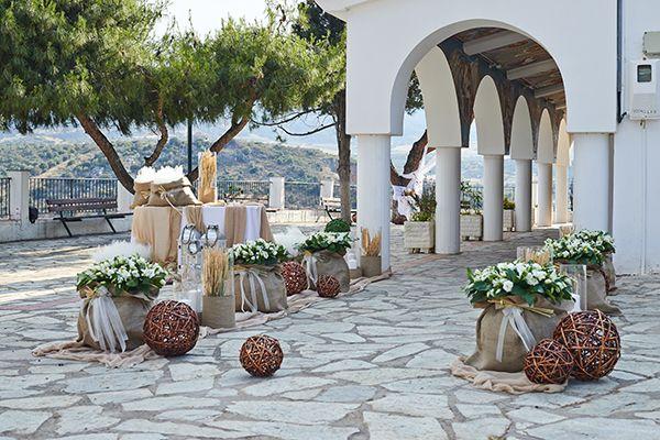 Ρομαντικος γαμος στον Βολο |Φιλιτσα & Σπυρος See more on Love4Weddings http://www.love4weddings.gr/romantic-wedding-in-volos/ Photography by Xstudio http://www.xstudio.gr #stolismosgamou