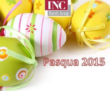 ...E A PASQUA RISPARMIA CON CHI VUOI!!!  Ti aspettiamo in Emilia per trascorrere una Pasqua all'insegna della bella stagione, del buon cibo, arte e cultura...!  visita il nostro sito www.inchotels.com
