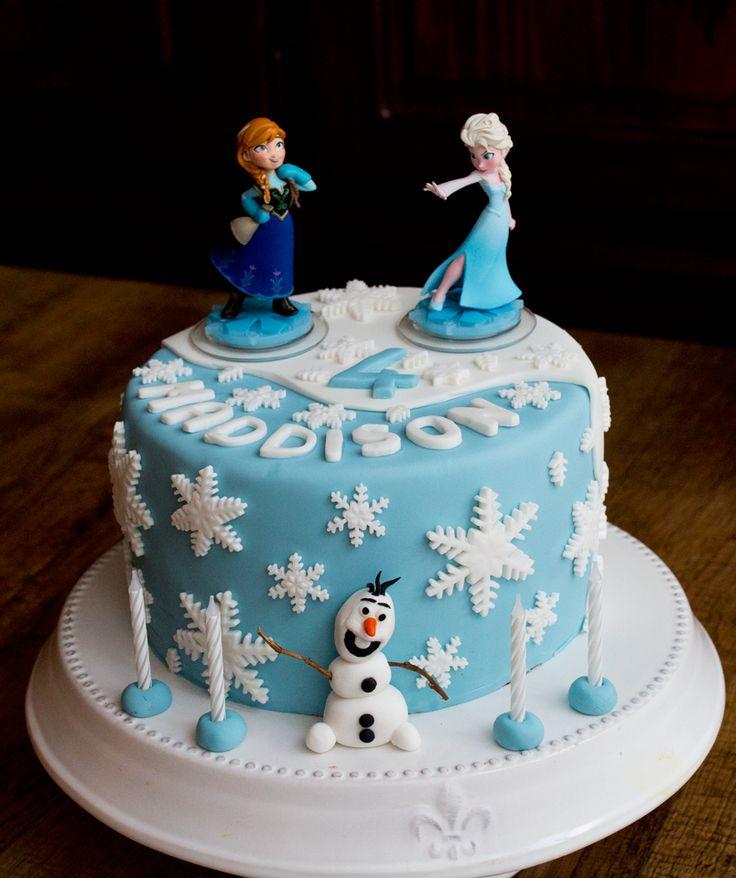 Elsa Cake Decorating Kit : Best 25+ Frozen Fondant ideas on Pinterest Disney frozen ...