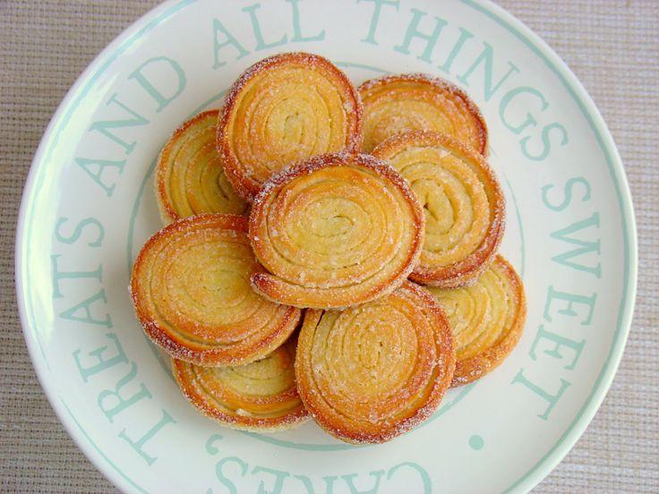 Biscuits au philadelphia et à la vanille - Galletas de philadelphia y vainilla