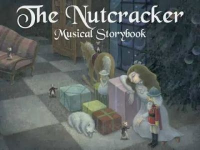 The classic story of the #Nutcracker, is available for your #children on #android.