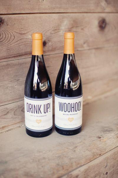 Drink up!  Woohoo!