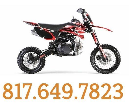 SSR Motorsports SR125TR 124CC Lifan Pit Bike FREE SHIPPING Sale Price: $1,119.00