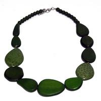Vivid Jewellery - Jaida necklace - Green - $35