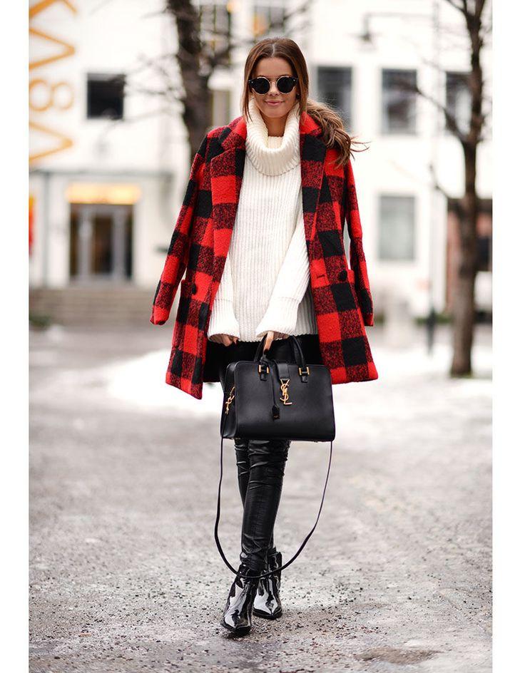 plaid coat | nettenestea