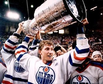1984- Wayne Gretzky (Edmonton Oilers)