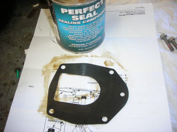 KB's DIY impeller change outboard/Alpha sterndrive - AR15.Com Archive