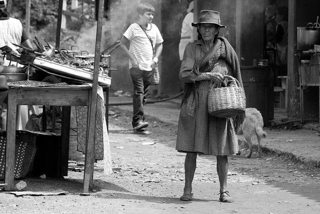 Campesina, Boyaca-Colombia