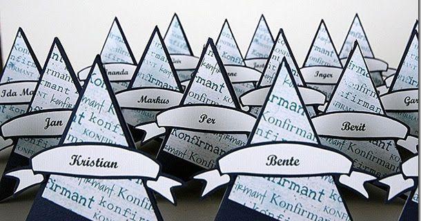 Jeg har fått forespørsel om en forklaring til hvordan jeg har laget disse pyramidebordkortene:     Og det har jeg nå leget en tutorial på.  ...