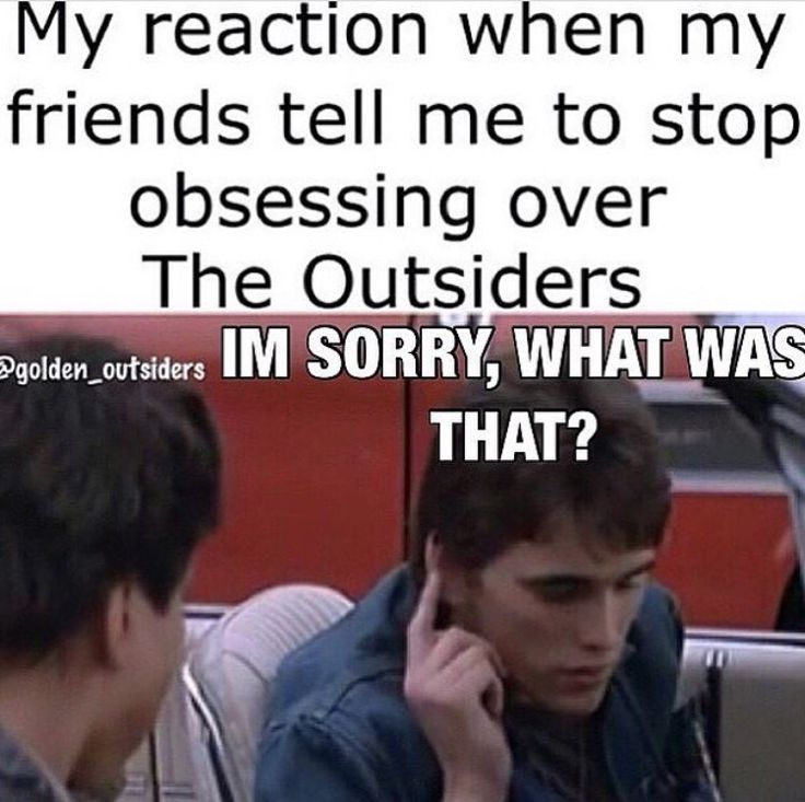 Famous Quotes From The Outsiders Movie: 160 Best The Outsiders