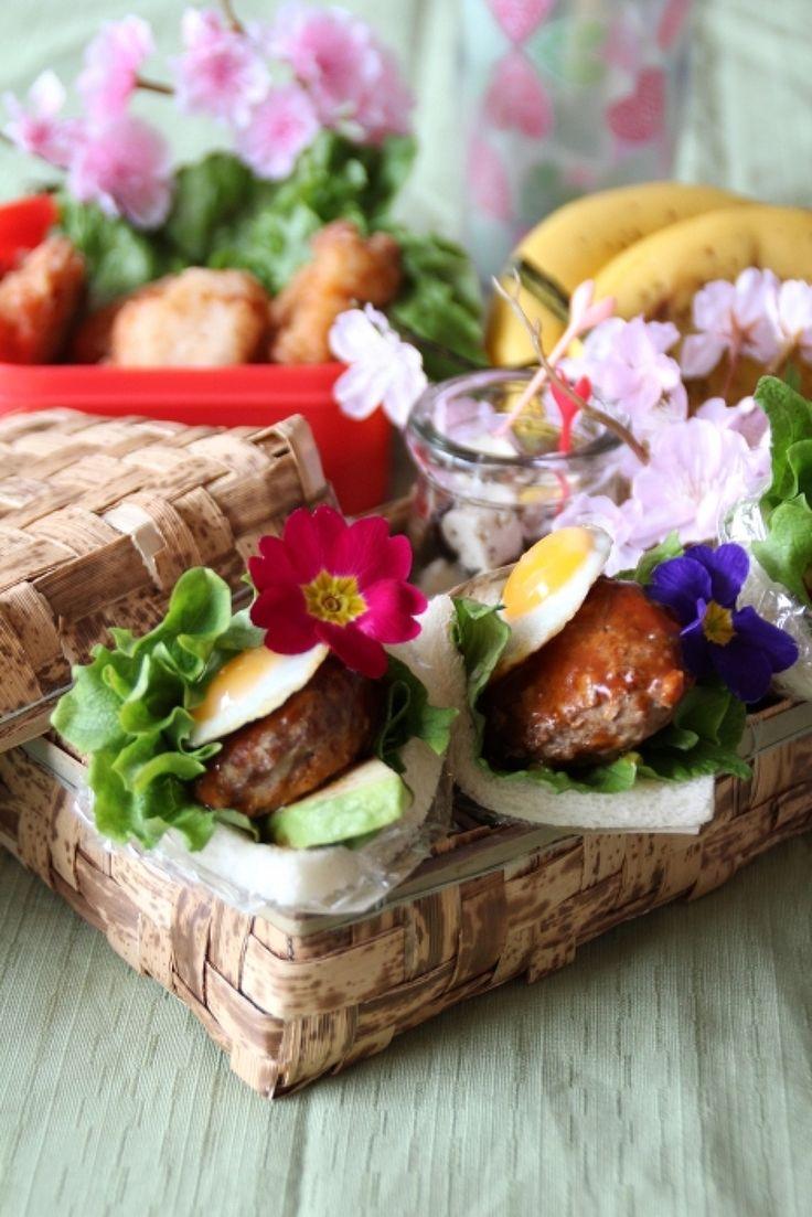 インスタで人気の「サンドらず」。可愛く作るコツを紹介! | レシピ ... 「ロコモコ風サンドらず」のレシピ