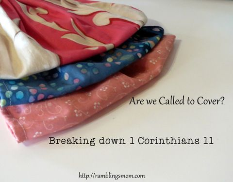 Are Christian women called to cover their heads in prayer? Breaking down 1 Corinthians 11 on Christian head covering.