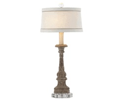 http://beautifulhomestore.com/l55.html    Chaumont Table Lamp #L55, Set of Two, by Aidan Gray - Free Shipping  Item#: L55Aidangray