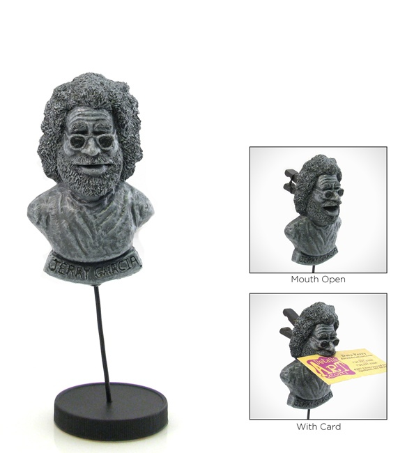Jerry Garcia Classics Note Holder. Hand made by Max.