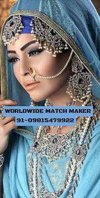 MUSLIM MATRIMONIAL SERVICES 91-09815479922 INDIA & ABROAD: ELITE HIGH STATUS MUSLIM MUSLIM BRIDES & GROOM FOR...