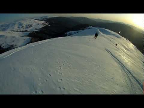 Skitury Ukraina 2012 - YouTube