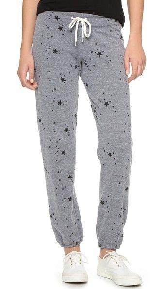 MONROW Винтажные спортивные брюки Star