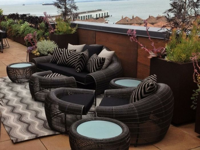 49 best Stylecheck Gartenmöbel Modern images on Pinterest - gartenmobel design weis