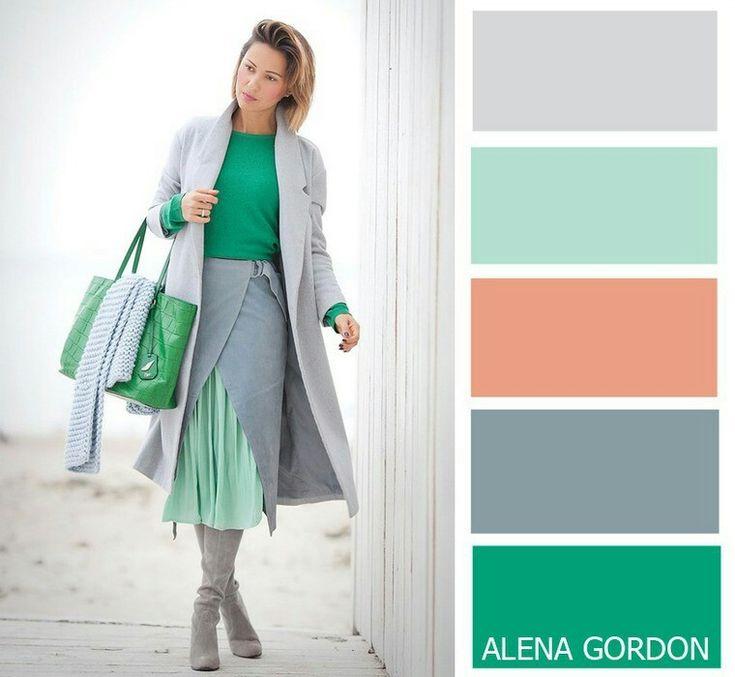 Een mooie kleurencombi. Vooral de mantel is mooi.